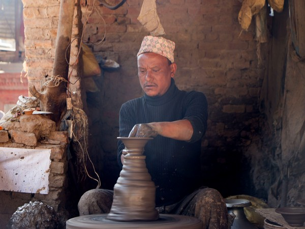 Pala' used to light oil-lamps during Tihar, the second biggest festival of Nepal
