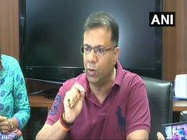Goa Health Minister Vishwajit Rane [File Photo/ANI]