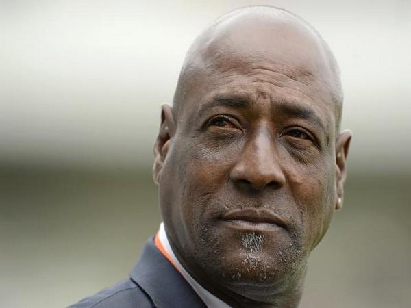 Former West Indies batsman Vivian Richards
