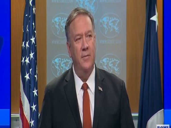 US Secretary of the State Mike Pompeo