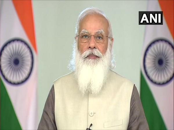 Prime Minister Narendra Modi (File Photo/ANI)