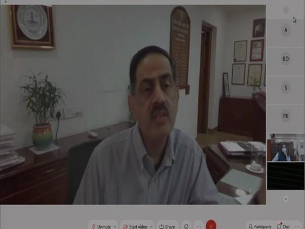 ICMR DG Dr Balram Bhargava