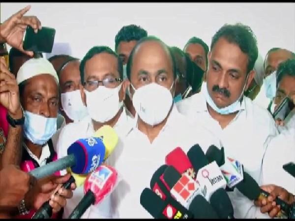 Kerala Opposition Leader VD Satheesan (Photo/congo handball)