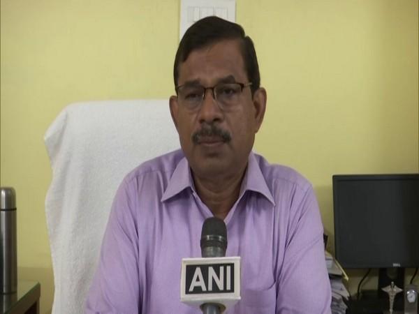 Ganesh Kumar, Principal, Baba Raghav Das Medical College, Gorakhpur (Photo/ANI)