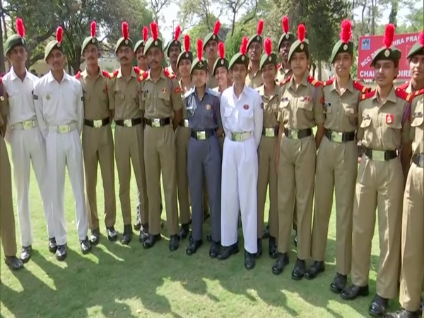 """Telangana and AP NCC Directorate has been awarded the """"Prime Minister Championship Banner"""" for the year 2020-2021."""