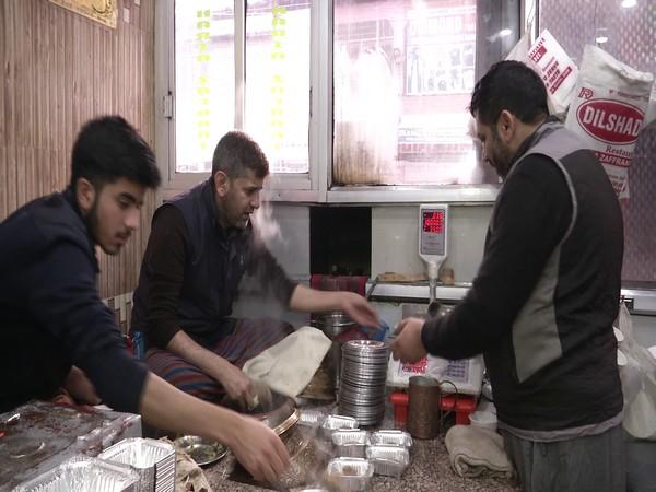 Preparation of Harisa underway. (Photo/ANI)