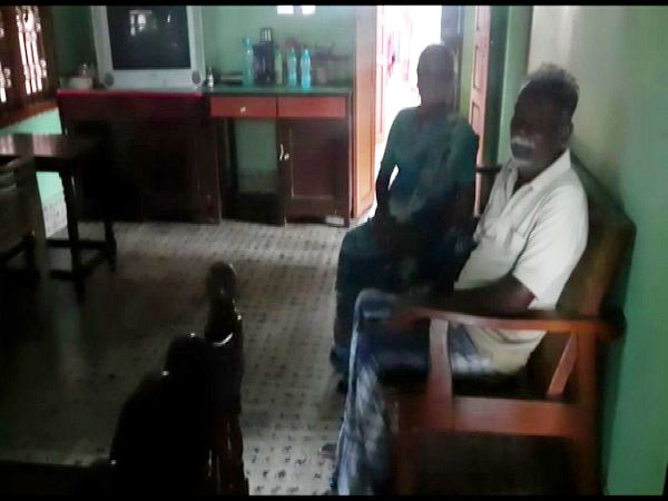 Residents in Rameswaram have been without electricity for three days due to cyclone Burevi. (Photo/ANI)