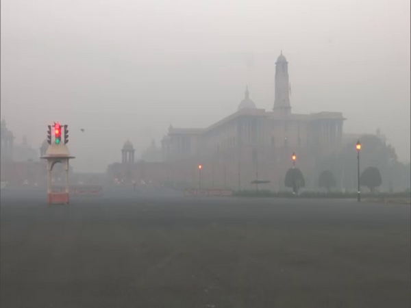 Visuals from  New Delhi's Rajpath. (Photo/ANI)