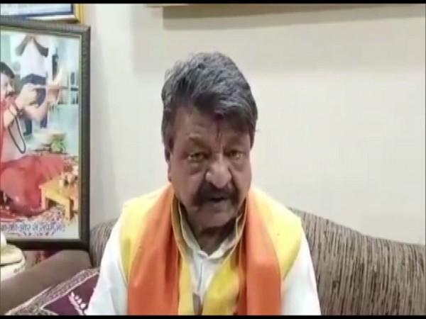 Bharatiya Janata Party (BJP) General Secretary Kailash Vijayvargiya. (Photo/ANI)