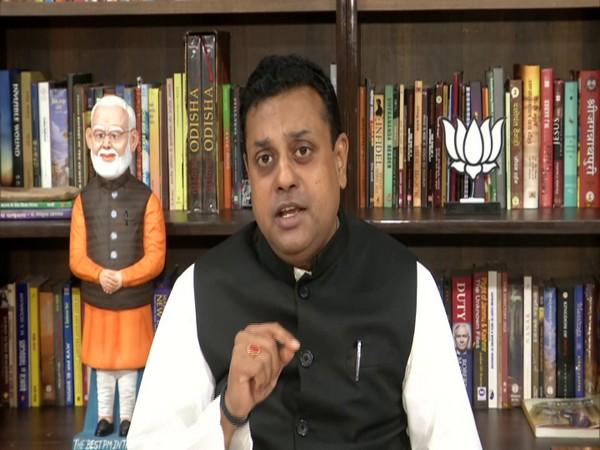 BJP leader Sambit Patra. (Photo/ANI)