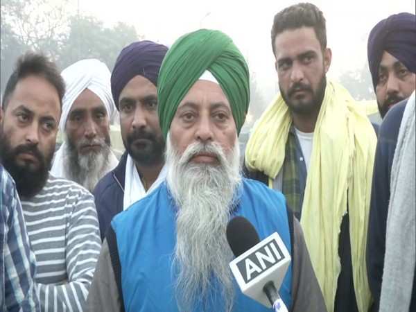 Sukhvinder S Sabhran, Joint Secretary, Punjab Kisan Sangarsh Committee (photo/ANI)