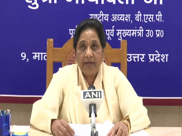 BSP chief Mayawati. (Photo/ANI)
