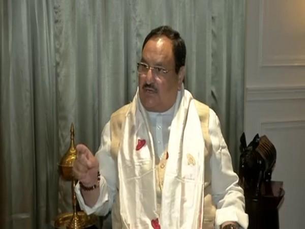 BJP National President JP Nadda (Photo/ANI)
