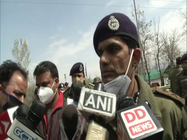 Kashmir Inspector General Vijay Kumar