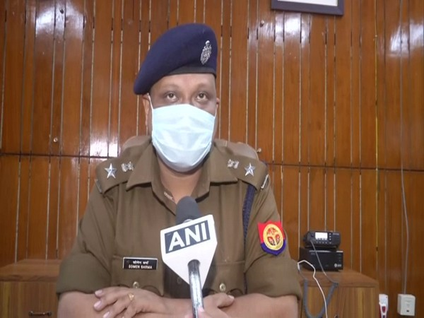 Somen Verma, Deputy Commissioner of Police in conversation with ANI. (Photo/ANI)