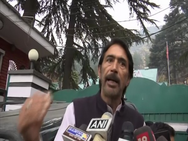 Jammu and Kashmir Congress Chief Ghulam Ahmed Mir. (File photo))