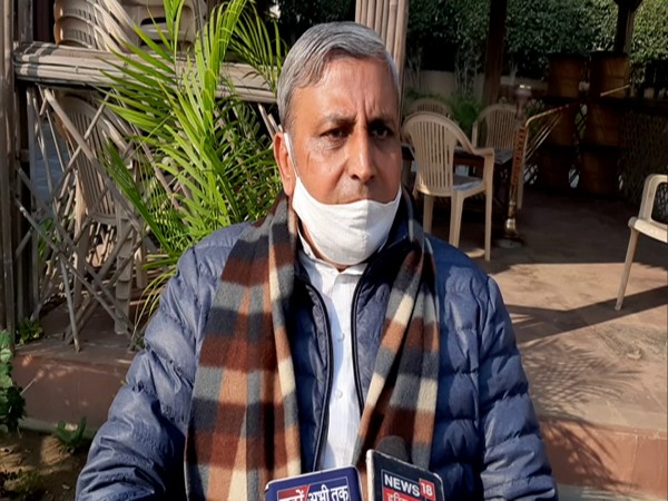 Haryana Agriculture Minister J P Dalal (Photo/ANI)