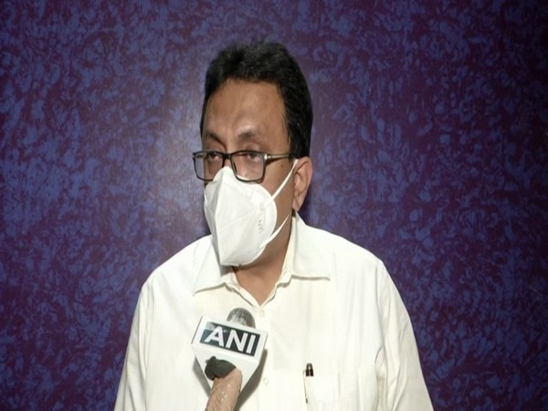 Santanu Sen, former Indian Medical Association (IMA) national president and Trinamool Congress MP in conversation with ANI. (Photo/ANI)