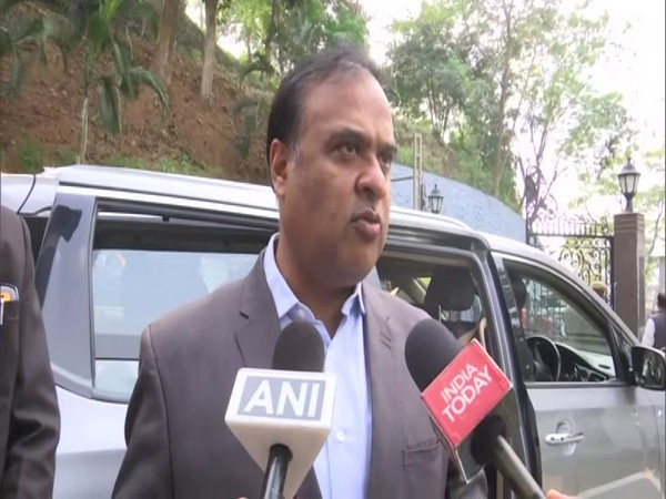 Assam Cabinet Minister Himanta Biswa Sarma. (Photo/ANI)