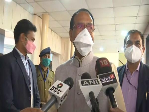 Madhya Pradesh Chief Minister, Shivraj Singh Chouhan (Photo/ANI)