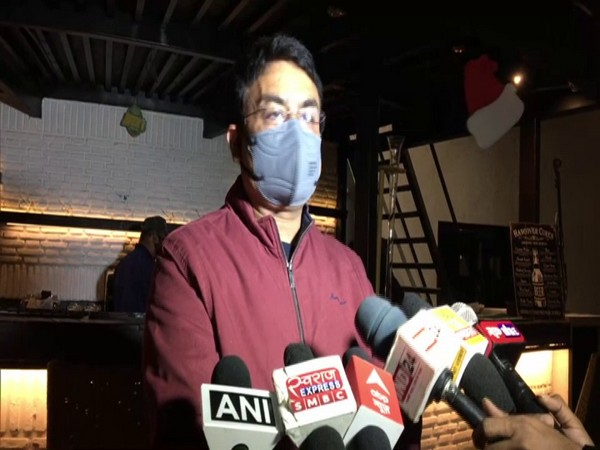 Devendra Sharma, Excise Circle Officer, Indore (Photo/ANI)