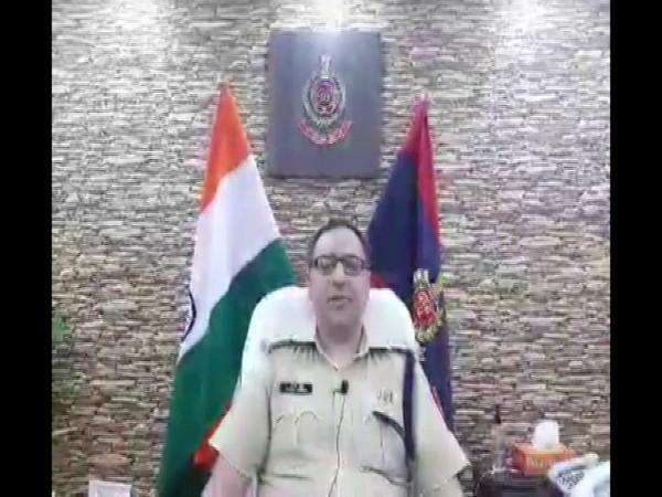 Gaurav Sharma, Deputy Commissioner of Police