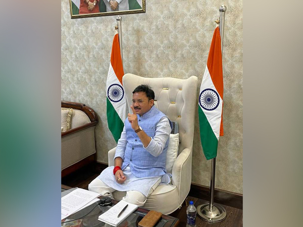 Minister of State for Communications Devusinh Chauhan (Picture credit: PIB)