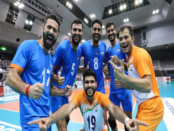 India end with ninth spot at Asian volleyball (Image: Asian volleyball confederation)