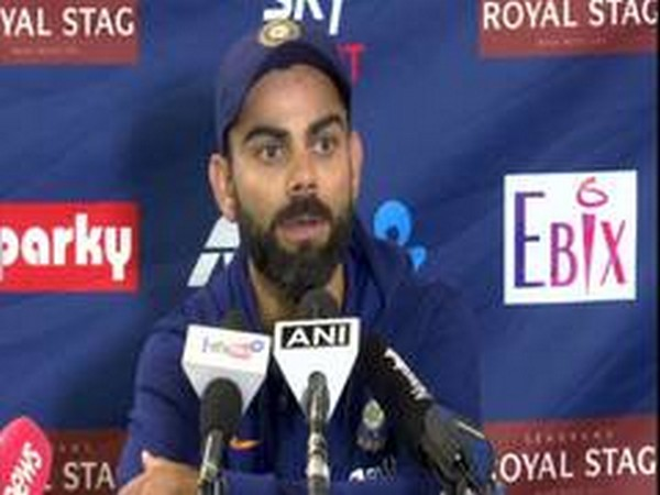 Indian skipper Virat Kohli (File photo)