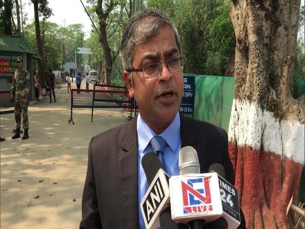 Mohammad Jobayed Hosen Assistant High Commissioner of Bangladesh