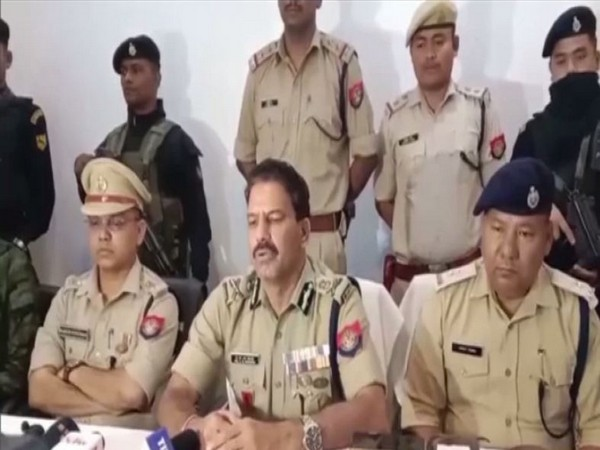 L R Bishnoi, Additional Director General of Police Assam