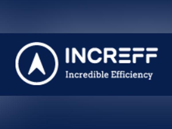 INCREFF logo