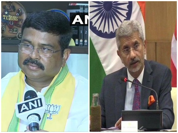 Union Minister Dharmendra Pradhan / External Affairs Minister S Jaishankar (File photo)