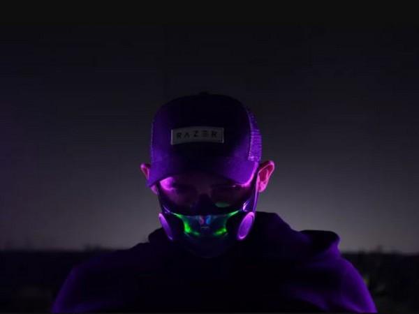 Razer's smart mask concept, 'Project Hazel'