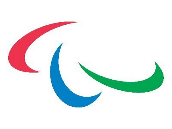 International Paralympic Committee logo