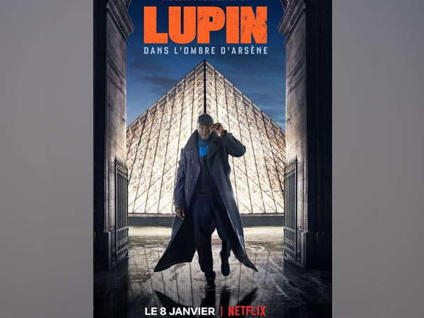 Poster of 'Lupin' (Image Source: Instagram)