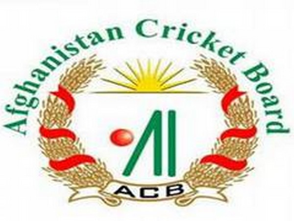 Afghanistan Cricket Board logo.