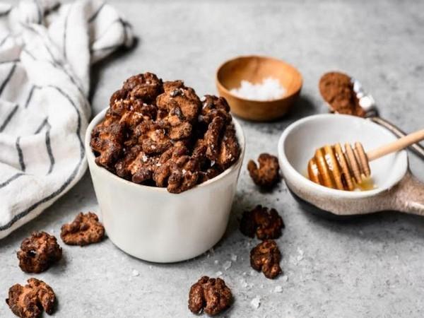 Dark Chocolate Sea Salt California Walnuts