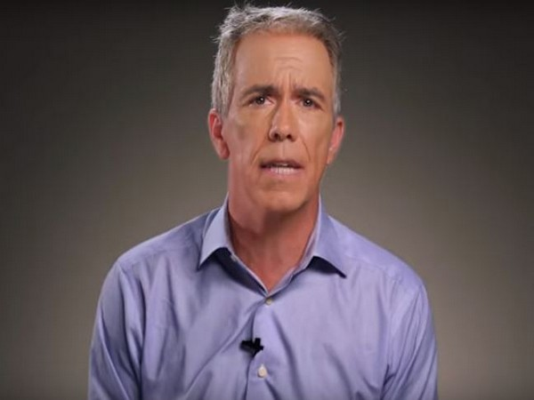 Former US Representative Joe Walsh in his campaign video for the 2020 Presidential elections