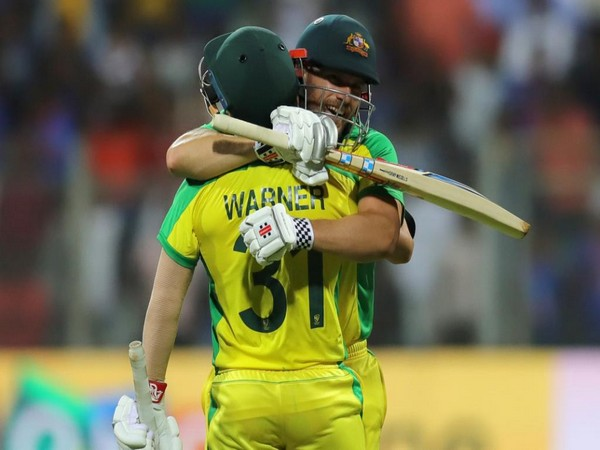 Australia beat India by 10 wickets Image: ICC's Twitter