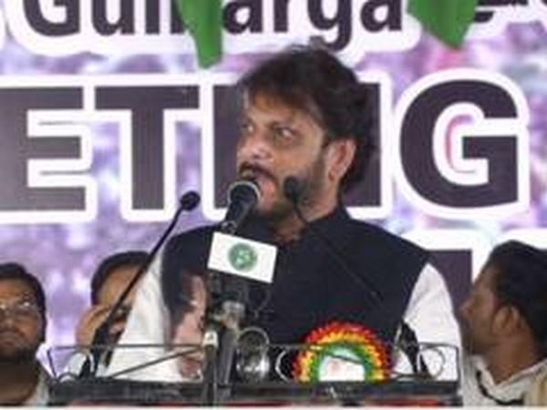 AIMIM leader Waris Pathan (File photo)