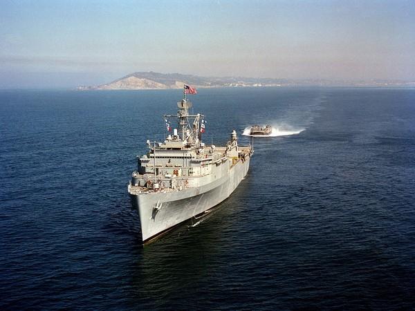 British warships (File photo)
