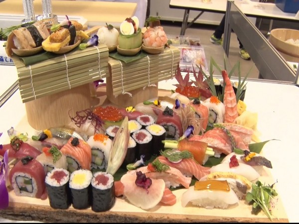 Japanese Washoku Sushi