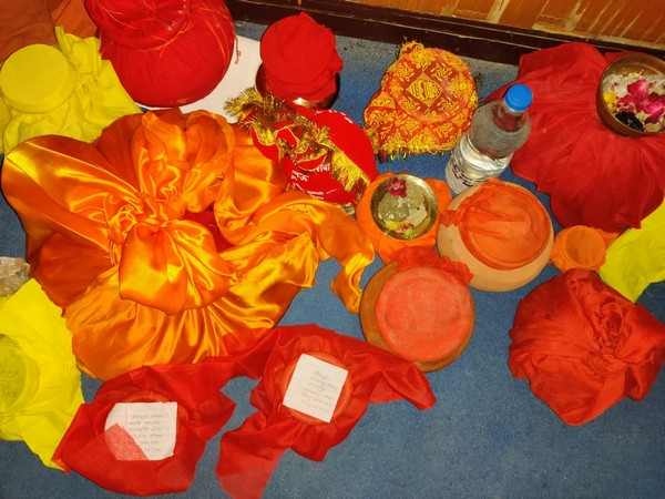 Water and soil to be used at various stages of Lord Ram temple construction in Ayodhya.
