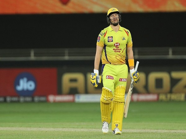 CSK batsman Shane Watson (Image: BCCI/IPL)