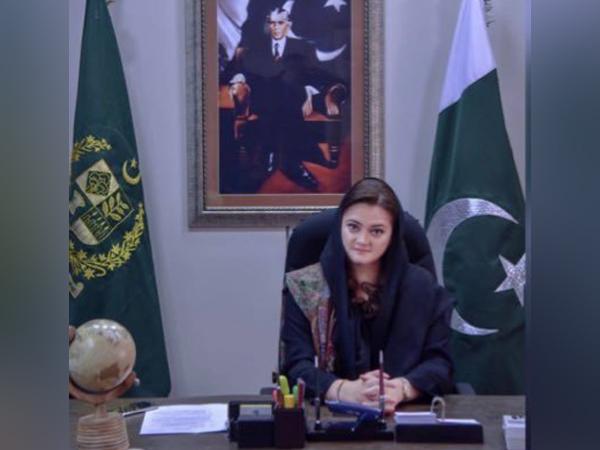 Pakistan Muslim League-Nawaz (PML-N) spokesperson Marriyum Aurangzeb (Source: Twitter)