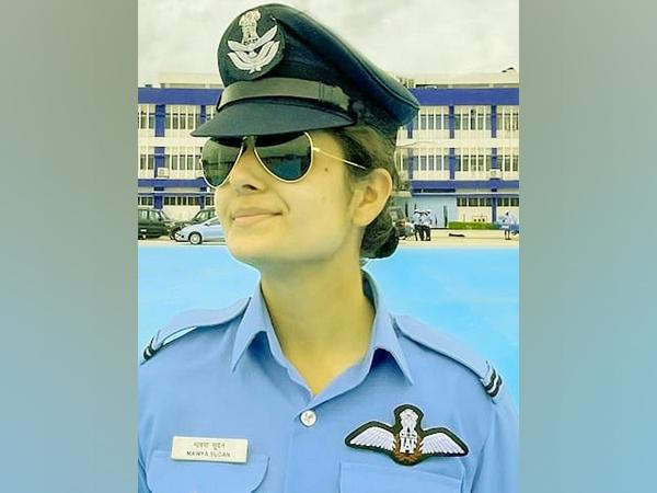 Fighter Pilot, Mawya Sudan