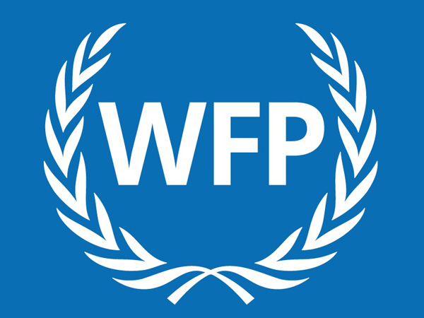 World Food Programme's logo (Source: WFP's Facebook)