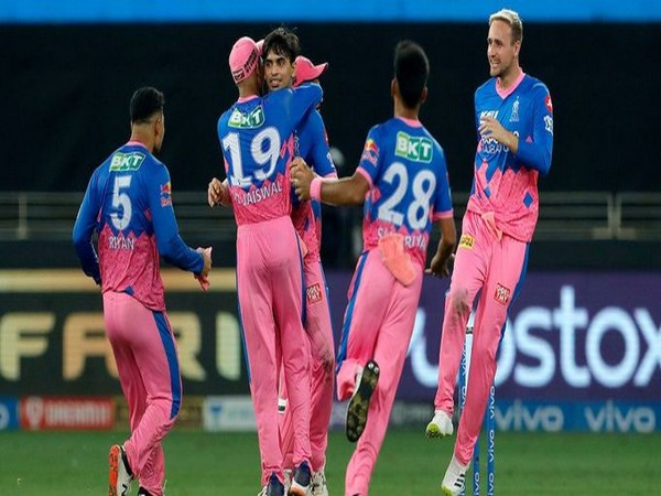 Rajasthan Royals in action (Photo/ IPL Twitter)