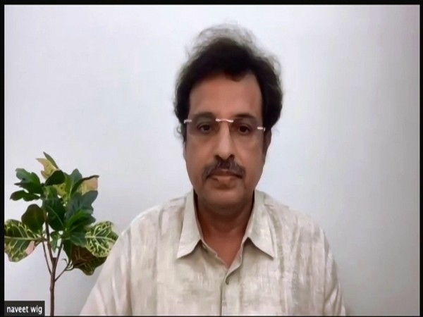 Dr Naveet Wig, Head of the Medicine Department at AIIMS. (File pic)